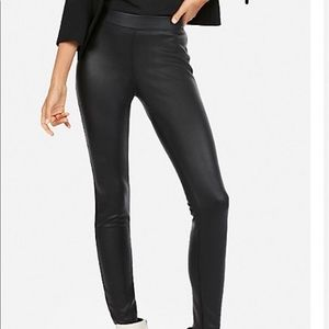Faux Leather Express leggings